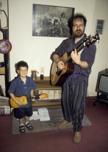 Paul & Tom & Guitars - Processed Stage 2 LR