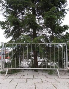 047i Xmas Tree Barrier