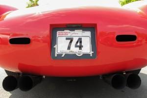 050l Car Rear