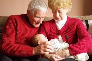 050n Proud Grandparents