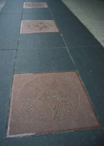 052e Walk of Fame - Rush
